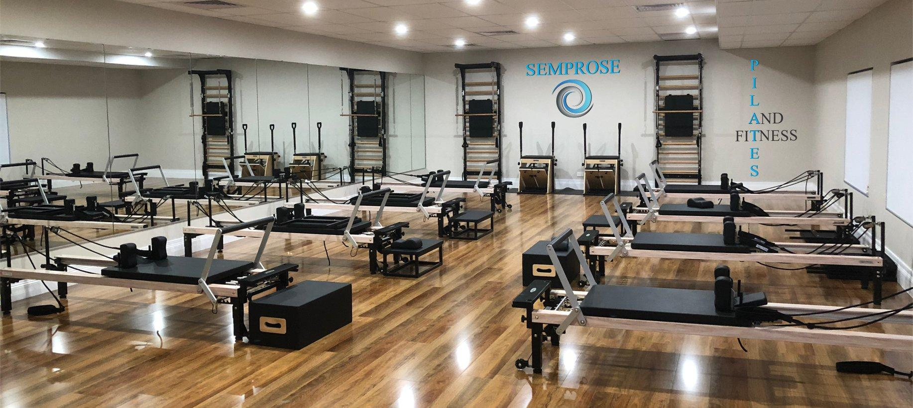 Semprose Pilates and Fitness - pilates studio