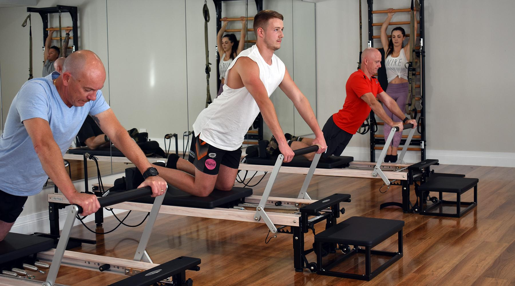 Semprose Pilates and Fitness - ongoing classes inside the studio
